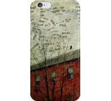 You Don't Hear What My Heart is Saying iPhone Case/Skin