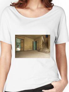 Elliptic Women's Relaxed Fit T-Shirt