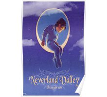 Neverland Valley Poster