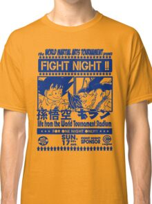 World Martial Arts Tournament Classic T-Shirt