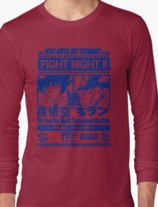 World Martial Arts Tournament Long Sleeve T-Shirt