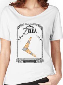 Zelda legend - Boomerang doodle Women's Relaxed Fit T-Shirt