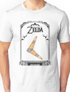 Zelda legend - Boomerang doodle Unisex T-Shirt