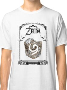 Zelda legend Kokiri shield Classic T-Shirt