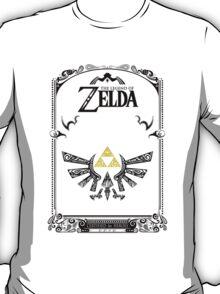 Zelda legend Hyrule T-Shirt