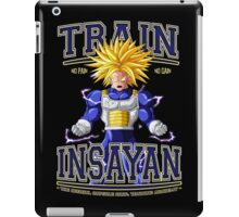 DBZ - Train Insayan Capsule Corp. Academy iPad Case/Skin