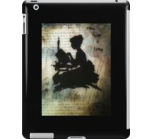All the Stories in Her Head iPad Case/Skin