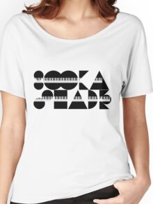 Booka Shade - Tribute to Walter Women's Relaxed Fit T-Shirt