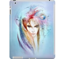 The Queen of Planets iPad Case/Skin