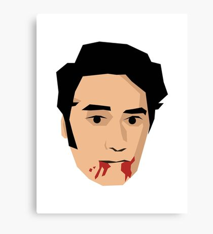 Viago - What We Do in the Shadows Canvas Print