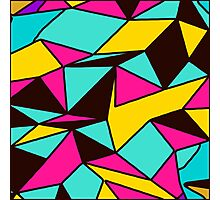 Abstract Vector 04 Photographic Print