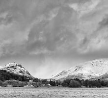 Helm Crag & Great Rigg, Lake District by Chris Tarling