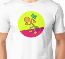 Dance Time Unisex T-Shirt