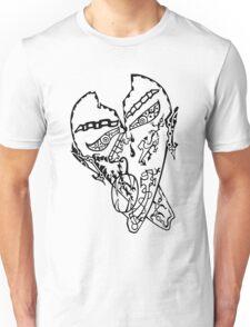 emotional b/w Unisex T-Shirt