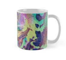 """Eclectic"" original abstract artwork Mug"
