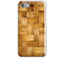 Weft and Weave iPhone Case/Skin