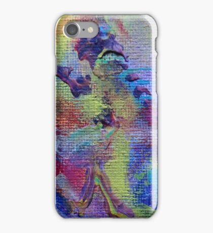 """Dreamscape No.4"" original abstract artwork iPhone Case/Skin"