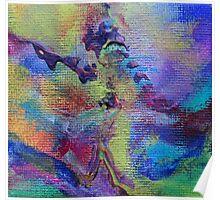 """Dreamscape No.4"" original abstract artwork Poster"