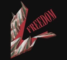 Freedom   by Thecla Correya