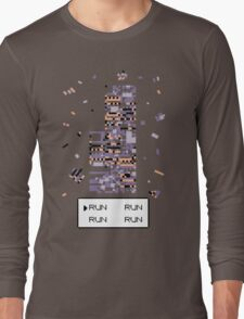 A Wild Missingno. appeared! Long Sleeve T-Shirt