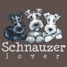 Schnauzer Lover 2015 by offleashart