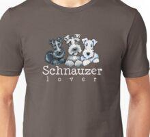 Schnauzer Lover 2015 Unisex T-Shirt