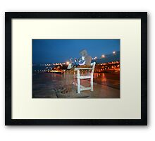 Freddie and the Dreamers Framed Print