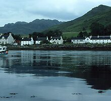 Kyle of Lochalsh by Terry Everson
