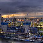 Docklands, Melbourne by James Torrington