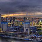 Docklands, Melbourne by James Torrington