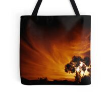 Night Light Delight Tote Bag