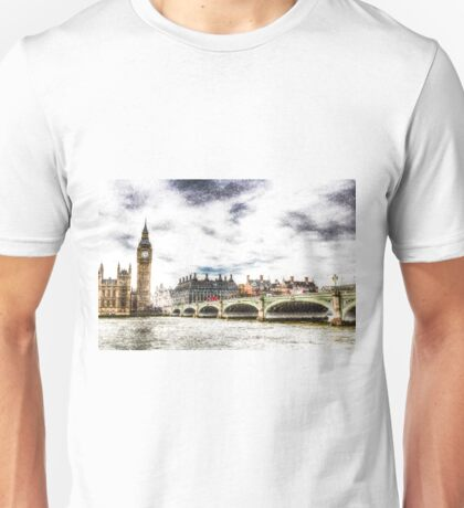 Westminster Bridge London Unisex T-Shirt