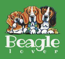 Beagle Lover One Piece - Short Sleeve