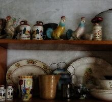 kitchen collectibles by vigor