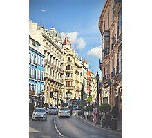 Granada street Photographic Print