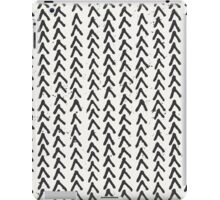 Hand Drawn Abstract Pattern iPad Case/Skin