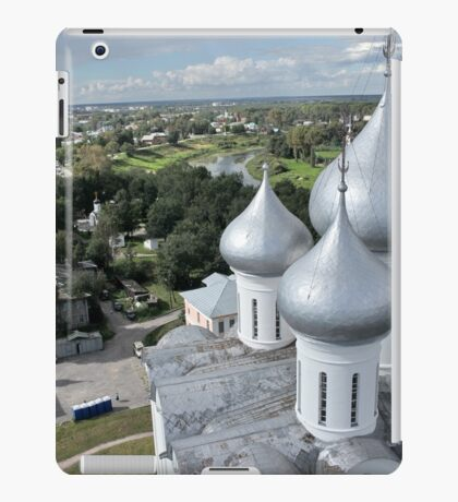 dome of St. Sophia Cathedral  iPad Case/Skin