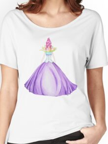 Waterlily, the princess Women's Relaxed Fit T-Shirt