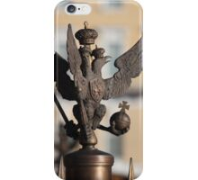 double eagle guard iPhone Case/Skin