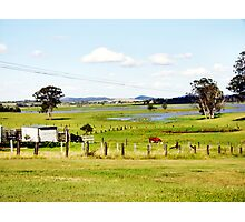 Peace In The Fields Photographic Print