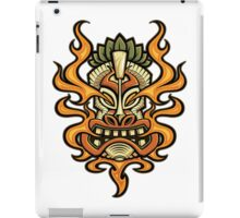 Mayan Face iPad Case/Skin