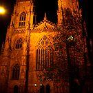 York Minster #3 by Trevor Kersley