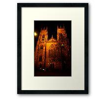 York Minster #3 Framed Print