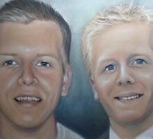 Brothers by Valerie Simms