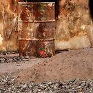 5.3.2015: Rusty Barrel by Petri Volanen