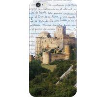 El Castillo De Loarre iPhone Case/Skin