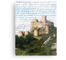 El Castillo De Loarre Metal Print