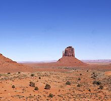 Monument valley by leksele