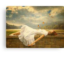 One Summer Dream Canvas Print