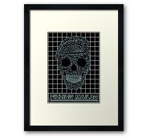Fission Mailed! Framed Print